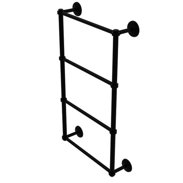 Allied Brass Monte Carlo Collection 4 Tier Ladder Towel Bar