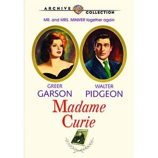 Madame Curie(Dvd9) DVD Movie 1943