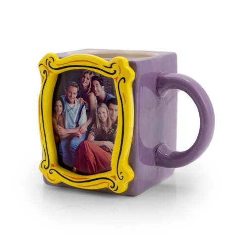 Friends Personalized Coffee Cup