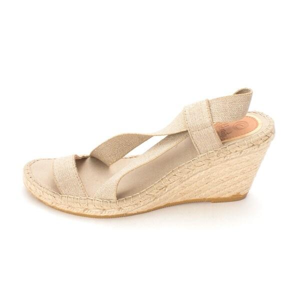 Vidorreta Womens Jean Open Toe Casual Espadrille Sandals - 10.5