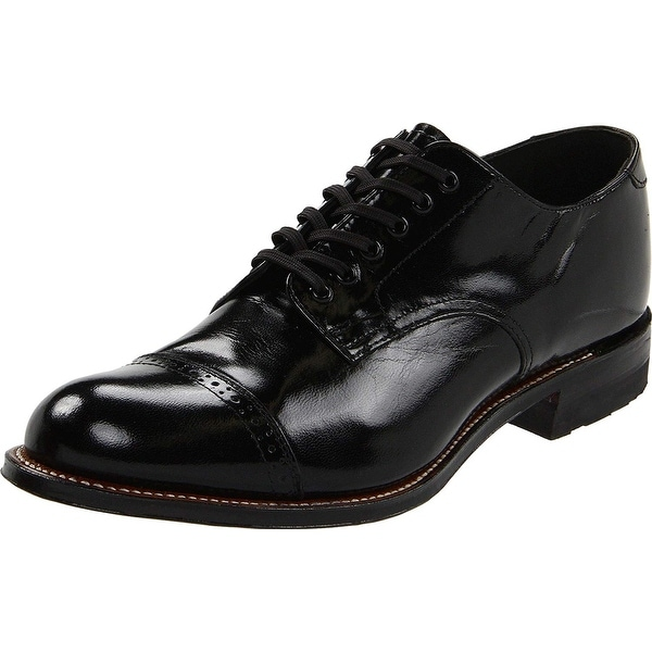 Stacy Adams Mens Madison Lace Up Dress Oxfords