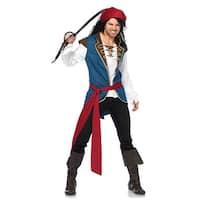 Mens Pirate Scoundrel Jack Sparrow Costume