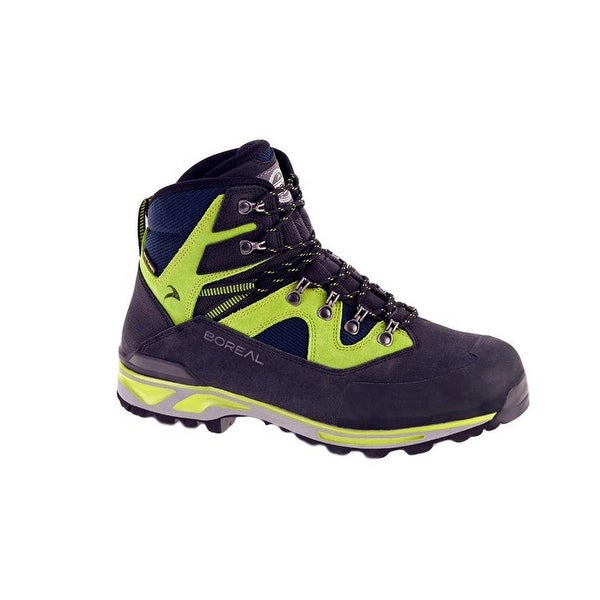 Boreal Athletic Boots Mens Mazama Vibram Due Rocce Dry Line WP