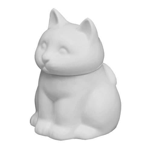 HIC NT-953 Porcelain Cat Sugar Bowl