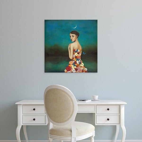 Easy Art Prints Duy Huynh's 'Reflective Nature' Premium Canvas Art