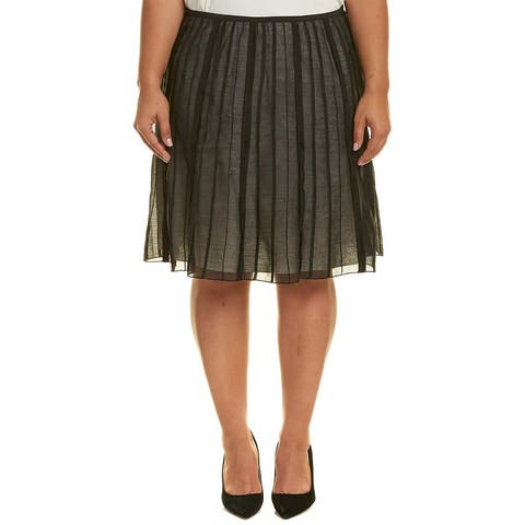 Nic+Zoe Plus Skirt