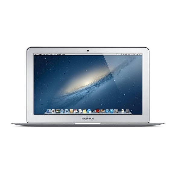 Refurbished Apple MacBook Air MD711LL/B 11.6-Inch Laptop 4GB RAM - Silver