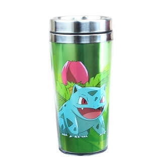 Pokemon Bulbasaur 16oz Travel Mug - Multi