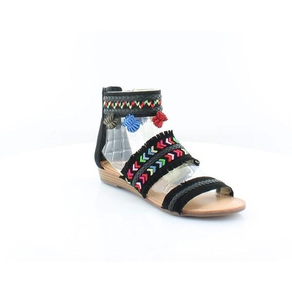 Carlos Santana Tangier Women's Sandals Black