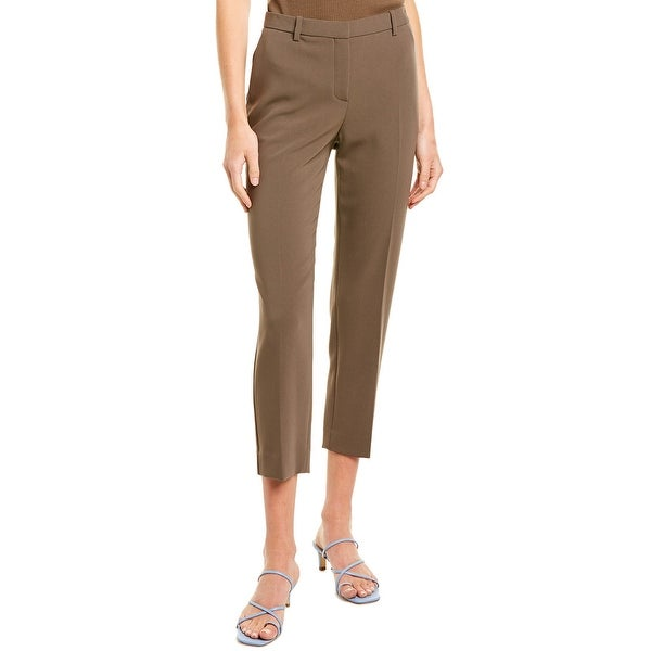 Theory Treeca Admiral Pant. Opens flyout.