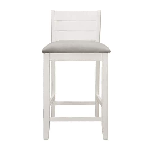 Fowler Wood Counter Height Stool
