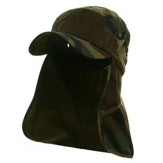 Flap Hat (03)-Camo