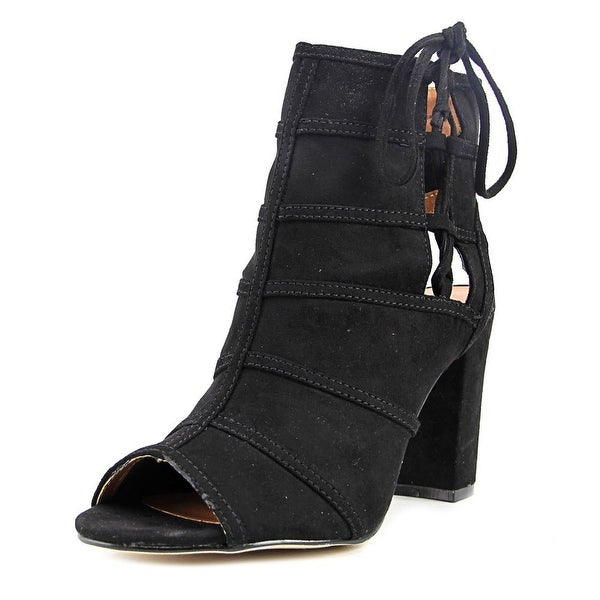 XOXO Bowen Women Black Boots