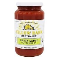 Yellow Barn Biodynamic - Puttanesca Pasta Sauce - Case of 6 - 19.75 oz.