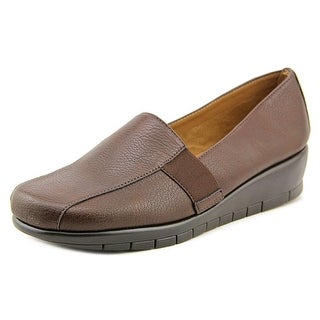 Aerosoles Mainland Square Toe Synthetic Loafer
