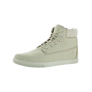 """Timberland Girls 2.0 6"""" Lace Casual Boots Padded Insole Sneaker - 7 medium (b,m) big kid"""