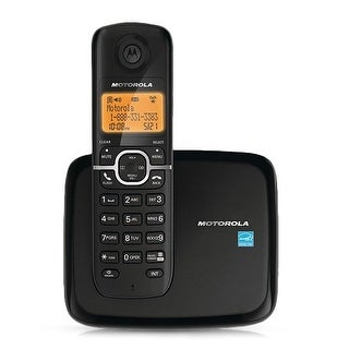 Motorola L601 DECT 6.0 cordless phone (Expandable Up To 5 Handsets)