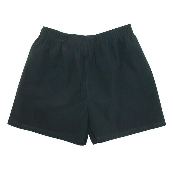 Boxercraft Women's Woven Cotton Boxer Sleep Shorts