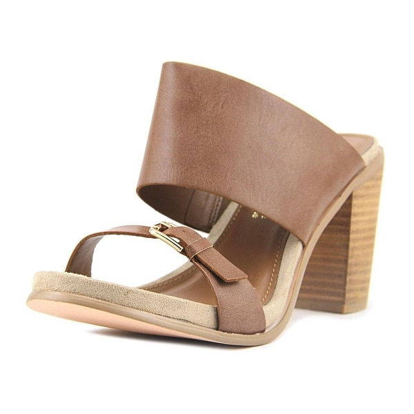 Very Volatile Bumble Women Open Toe Synthetic Brown Sandals