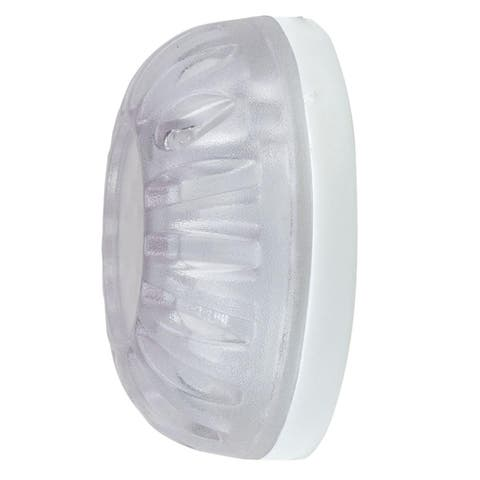 Perko Surface Mount LED Single White Underwater Light - 0181DP1WHT