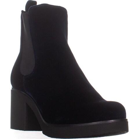 Indigo Rd. Margot Ankle Boots, Dark Blue