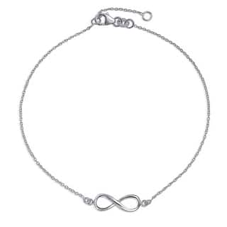 Bling Jewelry Sterling Silver Infinity Figure Eight Anklet Bracelet 9in|https://ak1.ostkcdn.com/images/products/is/images/direct/f22873a5e5f2b91950787432a9c4dff37786e3ae/Bling-Jewelry-Sterling-Silver-Infinity-Figure-Eight-Anklet-Bracelet-9in.jpg?impolicy=medium