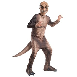 Kids Jurassic World T.Rex Halloween Costume