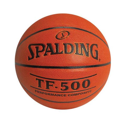Spalding TF-500 Composite Basketball 27.5""