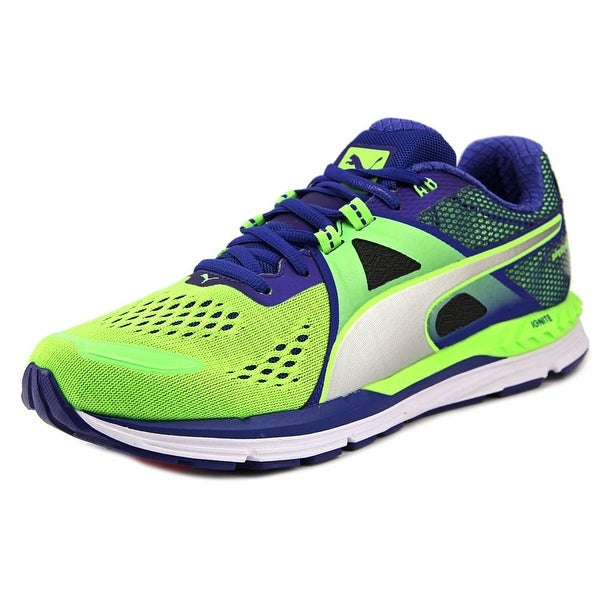 Puma Speed 600 Ignite Round Toe Synthetic Sneakers