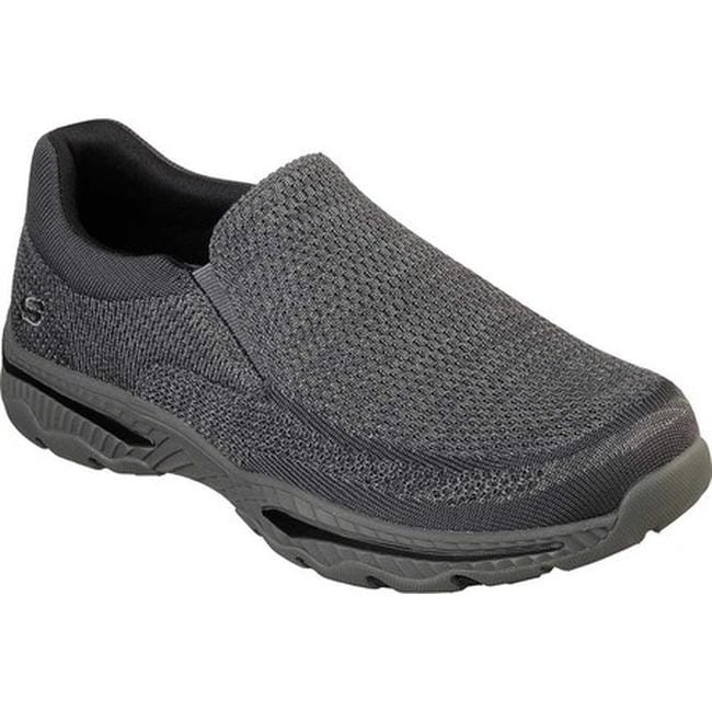 Relaxed Fit Creston Barron Loafer Gray