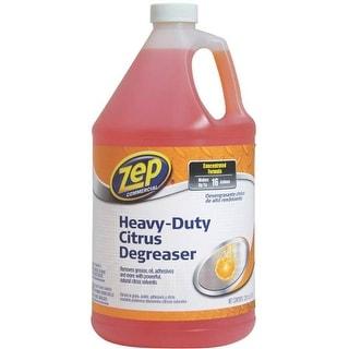 Zep Commercial ZUCIT128 Heavy-Duty Citrus Degreaser, 128 Oz