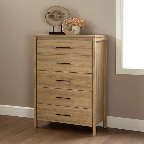 South Shore Gravity 5-Drawer Chest