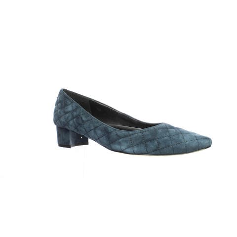 VANELi Womens April Blue Pumps Size 10 (Narrow)