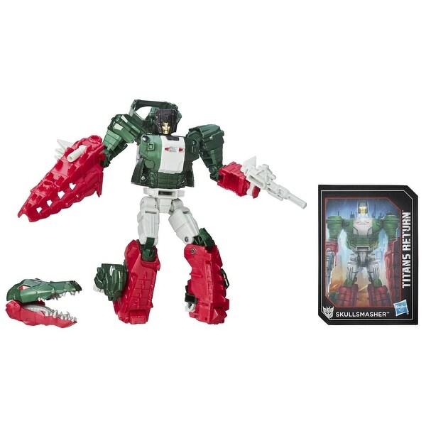 Transformers Generations Titans Return Figure: Grax and Skullsmasher