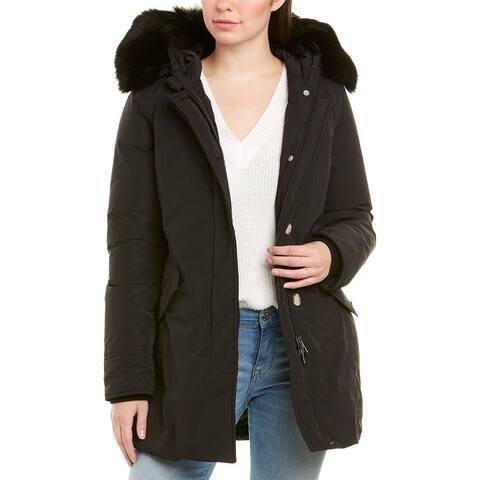Woolrich Hooded Down Coat