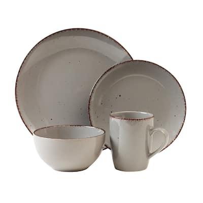 "Dinnerware Set 12PCS Stoneware Utopia - 12"" x 15"""