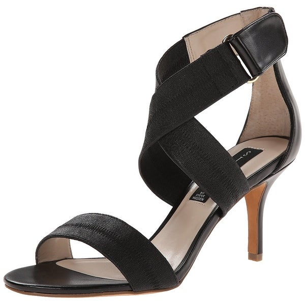 STEVEN by Steve Madden Womens vaaale Open Toe Casual Ankle Strap Sandals