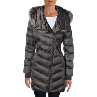 French Connection Womens Puffer Coat Down Faux Fur|https://ak1.ostkcdn.com/images/products/is/images/direct/f2371c0c720f8946082d1cc1a5b9c17c0ebd07c1/French-Connection-Womens-Puffer-Coat-Down-Faux-Fur.jpg?impolicy=medium
