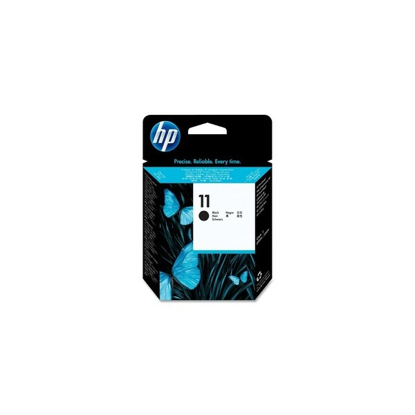 HP 11 Black Printhead (C4810A) (Single Pack)