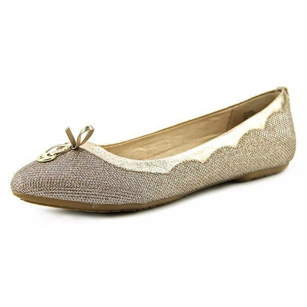 White Mountain Cece Women  Round Toe Synthetic  Ballet Flats
