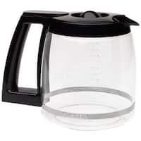 Coffeemaker Carafe 14-cup Replacement Carafe (Black)
