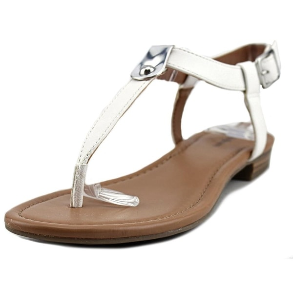 Style & Co BAILEYY Open Toe Synthetic Thong Sandal
