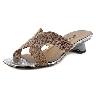 Vaneli Beyla Women Open Toe Synthetic Slides Sandal