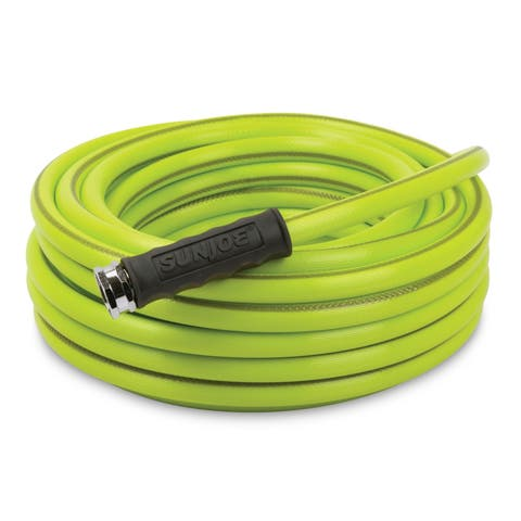 "Sun Joe AJH58-50 50-Foot 5/8"" Heavy-Duty Garden Hose"