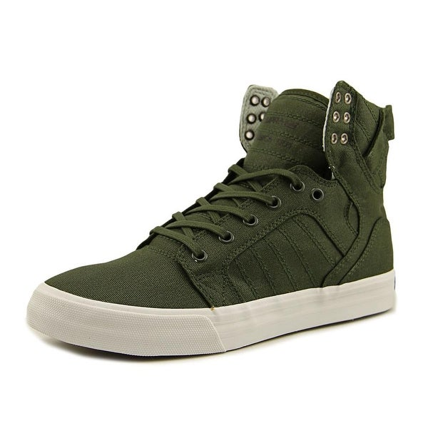 Supra Skytop Canvas Fashion Sneakers