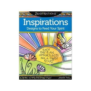 Design Originals Zenspirations Inspirations Bk