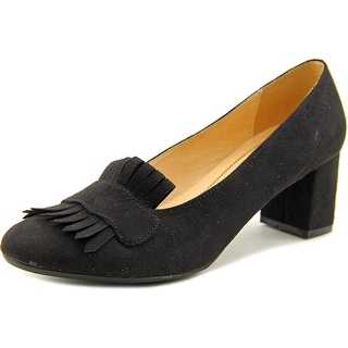 Chinese Laundry Anete Women  Round Toe Synthetic Black Heels
