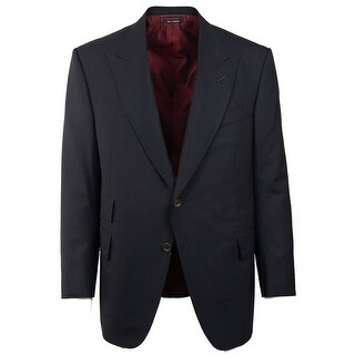 Tom Ford Mens Windsor Dinner 100% Wool Jacket - 44 c