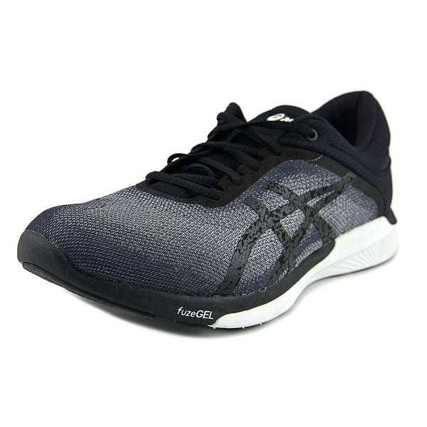 Asics FuzeX Rush Women Round Toe Synthetic Gray Running Shoe