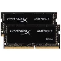 Kingston HX424S14IBK2-32 32GB 2400MHz DDR4 Hyperx Impact Kit of 2
